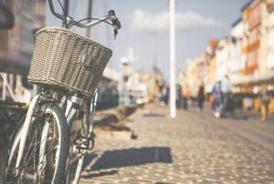Summer travel to København