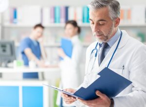 Make a medical clinic website using WordPress Theme